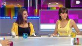 Aitana y Ana Guerra vistieron de amarillo en una entrevista en el...
