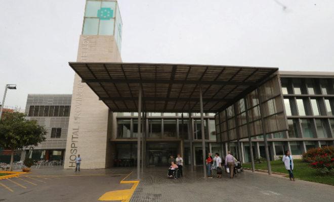 Instalaciones del Hospital Provincial de Castellón.m