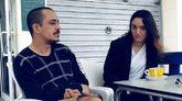 Simón Pérez y Silvia Charro, protagonistas del vídeo viral de las...
