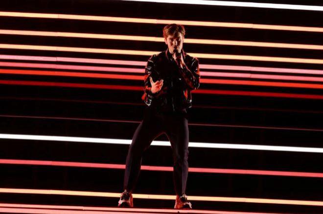 Benjamin Ingrosso representa a Suecia en Eurovisión 2018