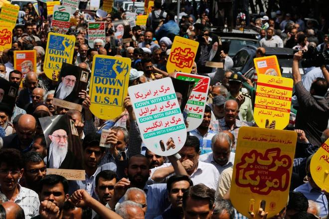 Dimite el jefe de inspectores del OIEA tras el anuncio de EEUU de abandonar el acuerdo con Irán
