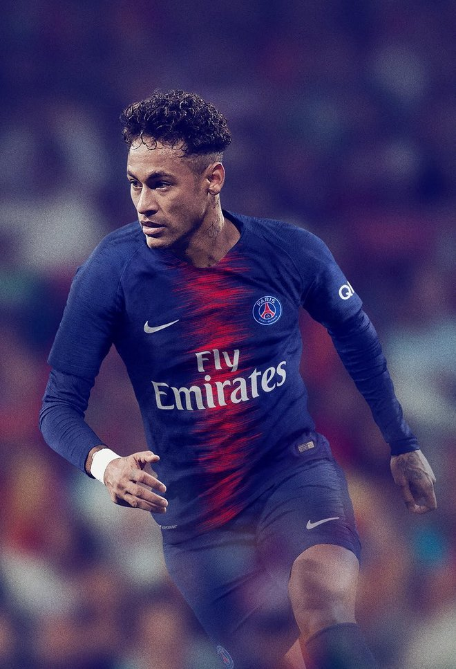 Neymar Orgulloso De Poder Vestir La Nueva Camiseta Del