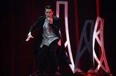 Kostyantyn Mykolayovych es el representante de Ucrania en Eurovisión,...