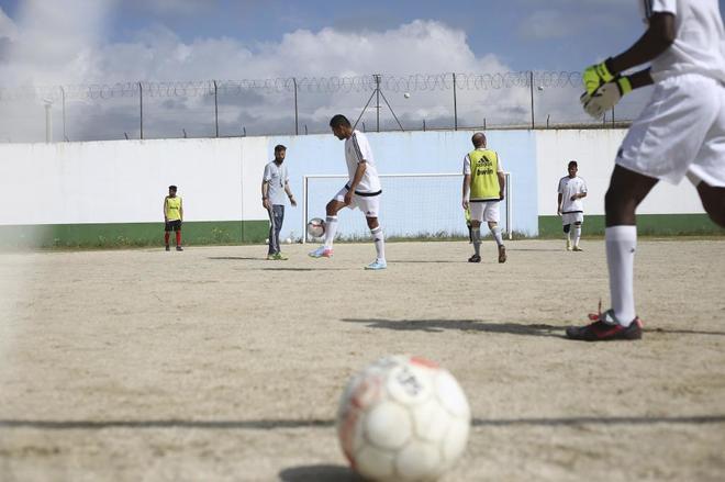 e0923da7050b5 Fútbol entre rejas  las  otras finales  del Real Madrid