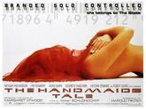 Así era el cartel de la película 'El cuento de la criada' en 1990.