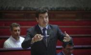 El portavoz de Ciudadanos en el Ayuntamiento de Valencia, Fernando Giner.