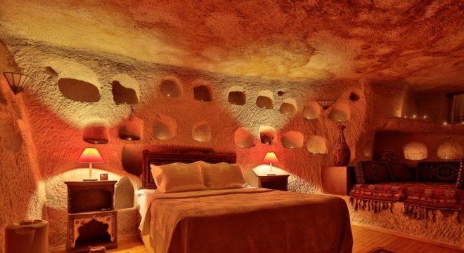 El Ascension Cave Suites, en Capadocia, ofrece a sus huéspedes