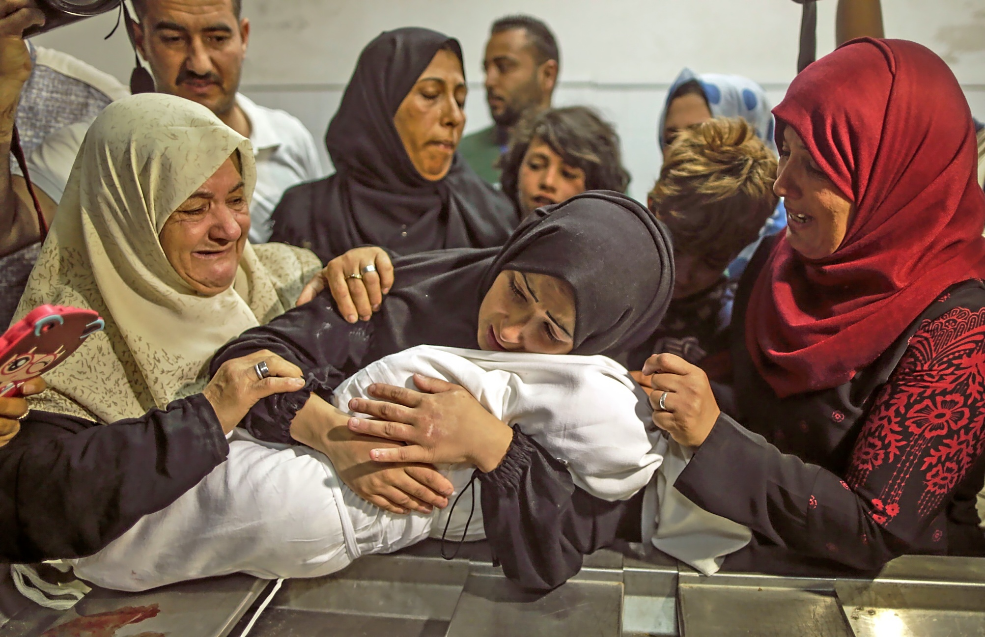 Las protestas de la Nakba transcurrieron con relativa calma tras