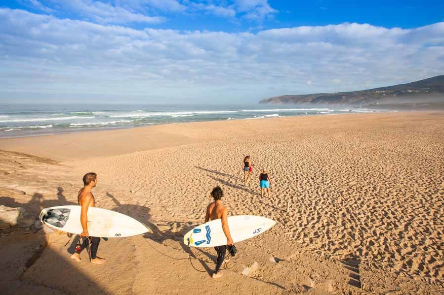 Cascais, Portugal - La playa salvaje de Guincho