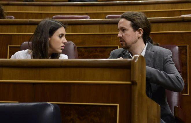 Cuánto Ganan Pablo Iglesias E Irene Montero España