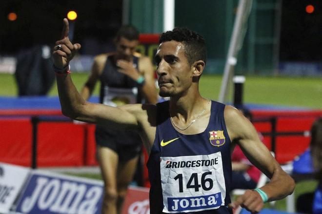 El atleta fue detenido el pasado mes de octubre en