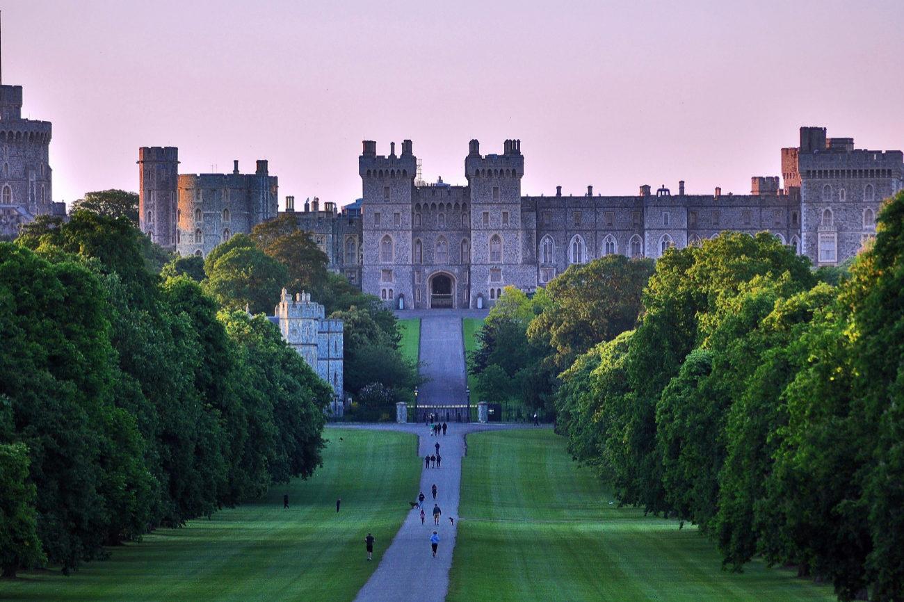 En la lista de 10 castillos donde sentirse un auténtico royal no...