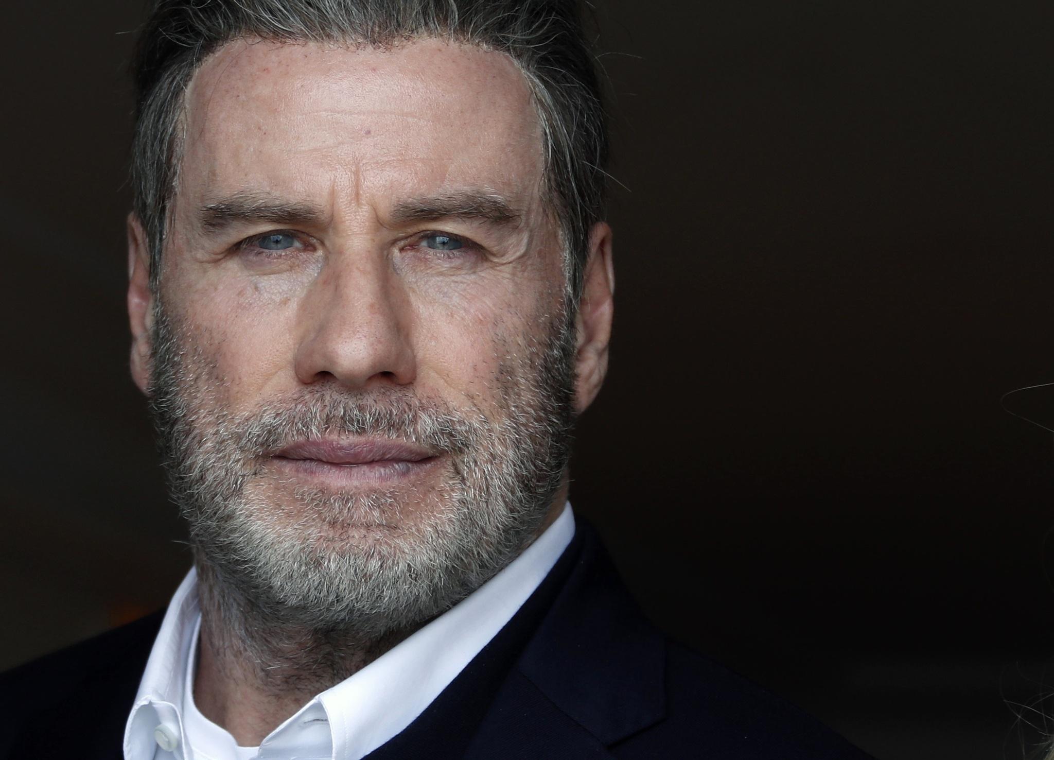 John Travolta no se acaba nunca. O no debería. En
