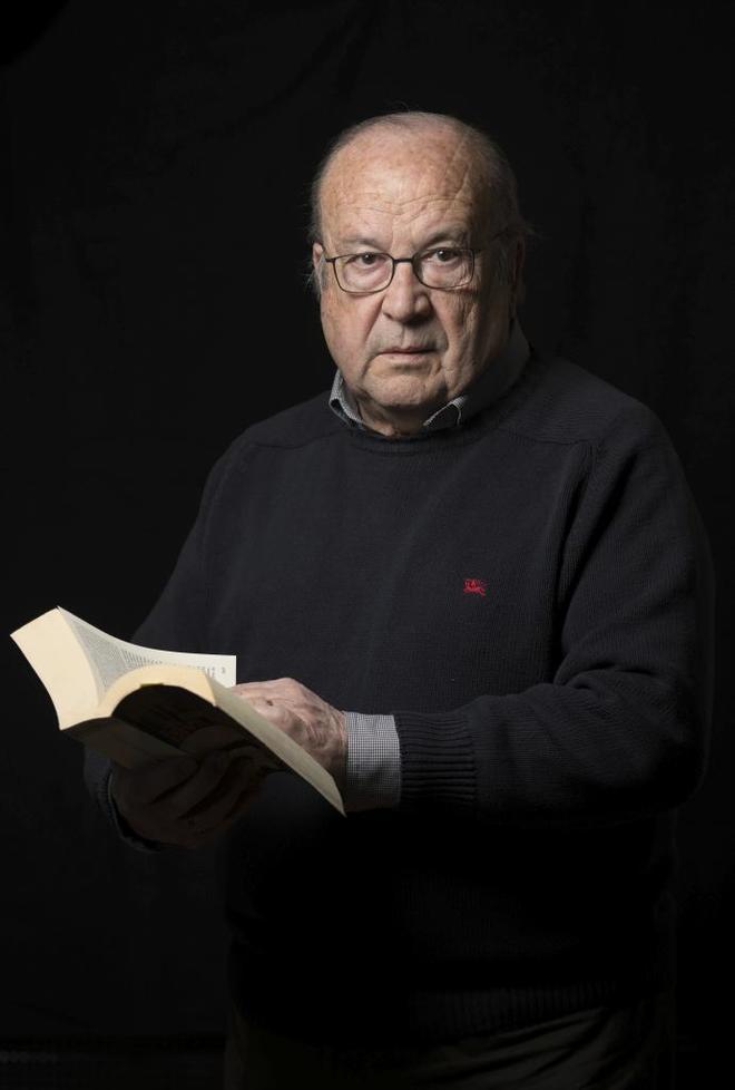 Alberto Pérez de Vargas, ex director del Colegio Universitario Cardenal Cisneros