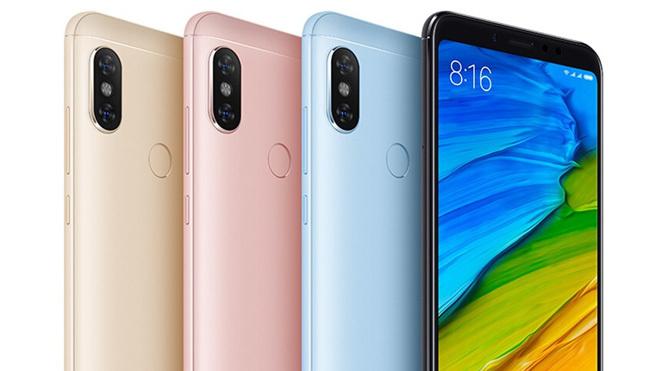 Xiaomi Redmi Note 5, otro móvil que tumba los precios de la gama media