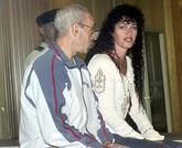 Idoia López Riaño, durante un juicio en la Audiencia Ncional en el...