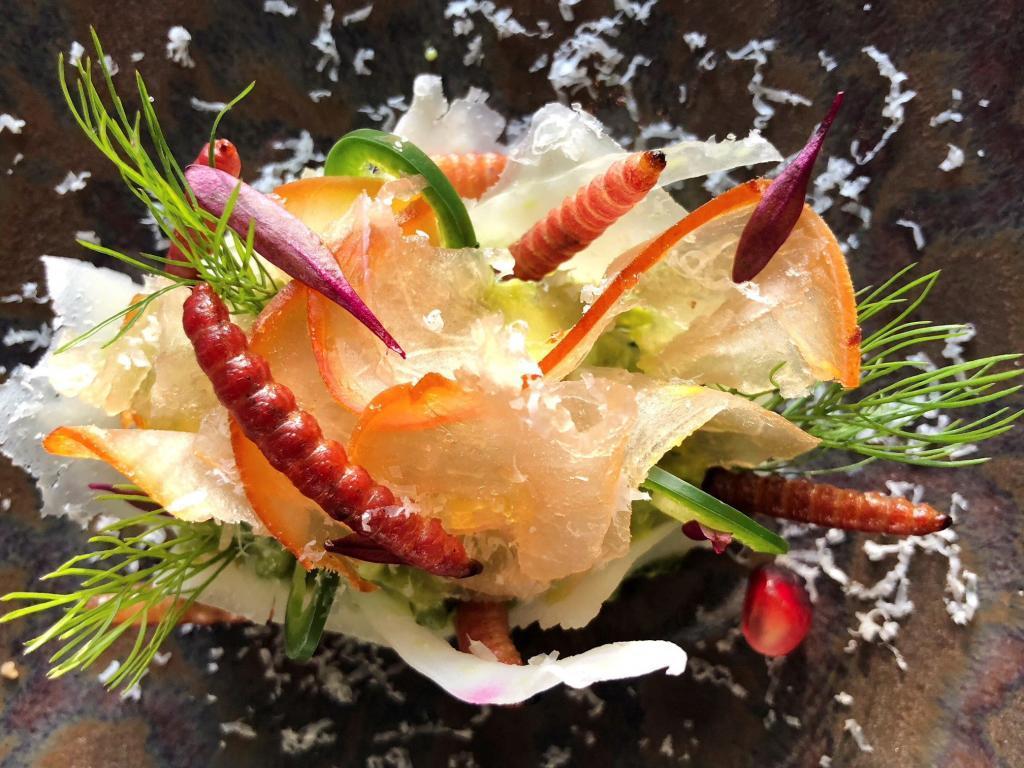 El Triunfo De La Cocina Mexicana: Del U0027tex Mexu0027 A La Guía Michelin