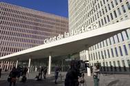 Imagen de la Ciutat de la Justícia en Barcelona sede de los juzgados contenciosos