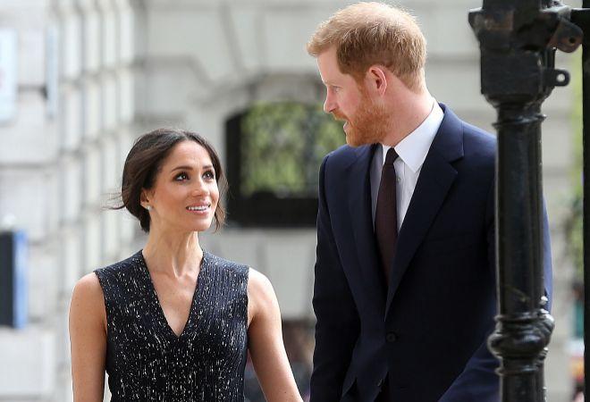 Meghan Markle y el príncipe Enrique, en una imagen reciente.