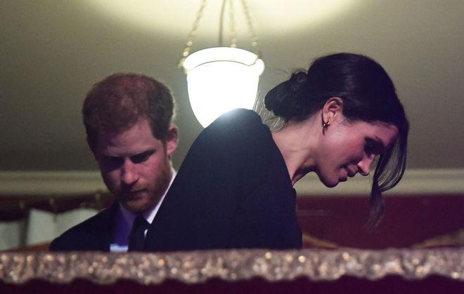 Harry y Meghan, que se convertirán en matrimonio este sábado, en una imagen reciente.