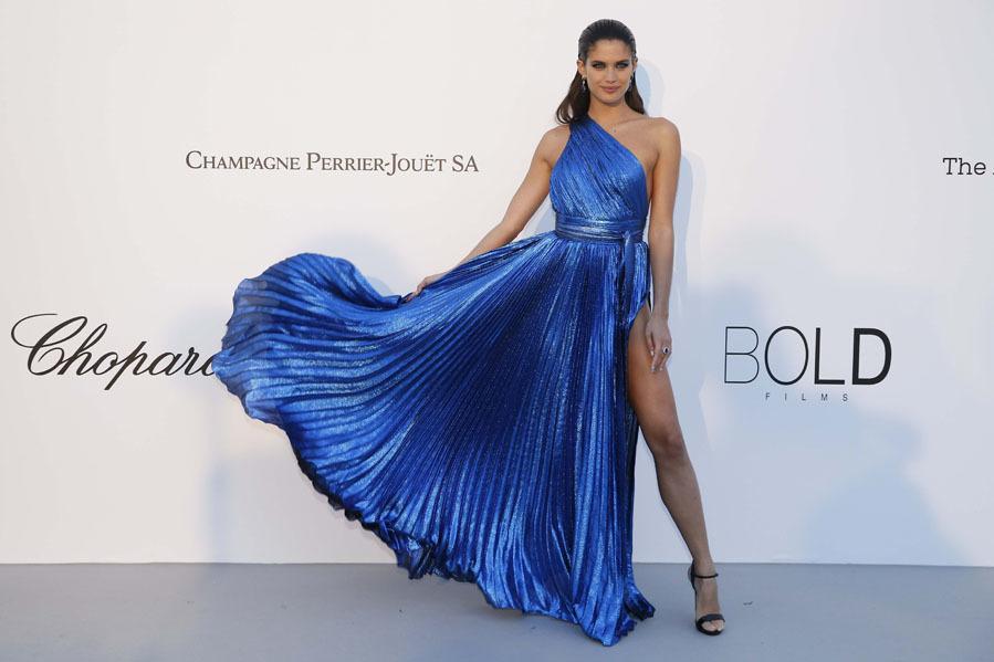 a1fbbc519 Gala amFAR  la reunión con más  glamour  que ninguna  celebritiy  se ...