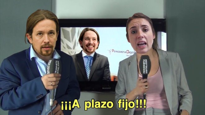 Si hablamos de hipotecas, no podían faltar Simón Pérez y Silvia...