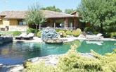 Imagen de la vivienda que han comprado Irene Montero y Pablo Iglesias.