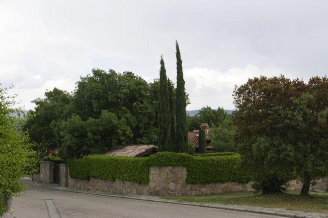 La nueva casa de Pablo Iglesias e Irene Montero en la zona de...