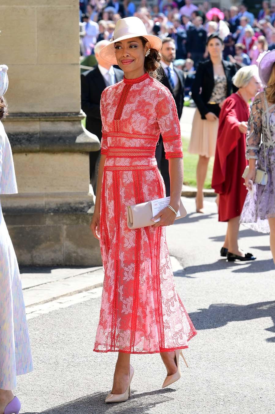 Todos los \'looks\' de los invitados de la boda del príncipe Harry y ...