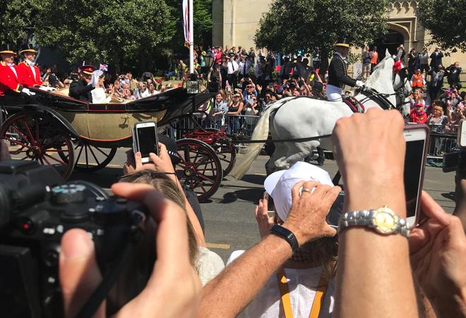 La #RoyalWedding  de Meghan Markle y el príncipe Harry #BodaReal