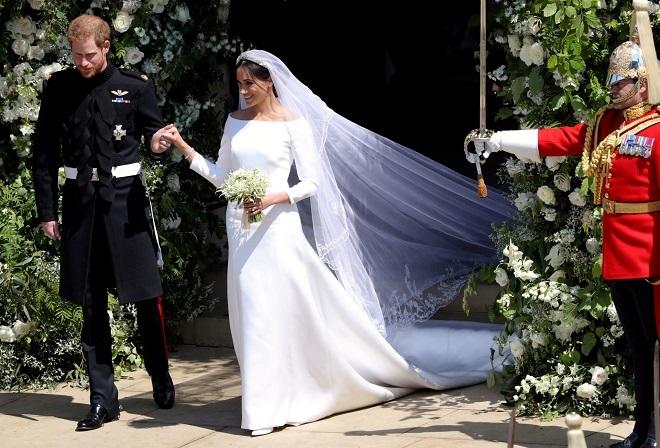 katy perry critica el vestido de novia de meghan markle | moda