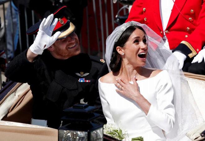 """La nueva vida de Harry y Meghan tras una boda aclamada como un """"triunfo"""""""