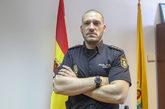 Luis Esteban, comisario jefe de la Policía Nacional en Algeciras
