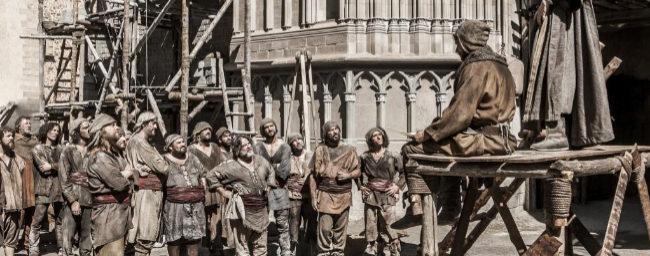 Imagen de 'La catedral del mar', serie de Antena 3 basada en la novela...