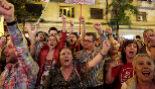 Seguidores de Pedro Sánchez celebran su nombramiento como secretario...