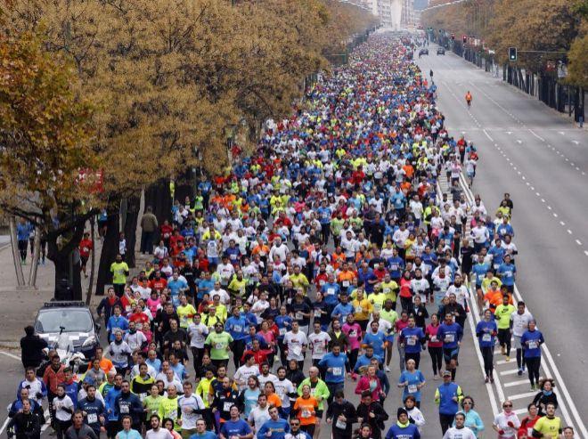 Corre contra el VIH