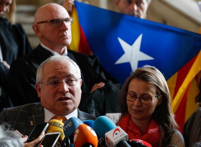 Puig pide amparo a la UE por