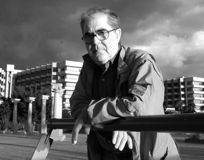 Ramón Chao, en Valencia, en 2003.