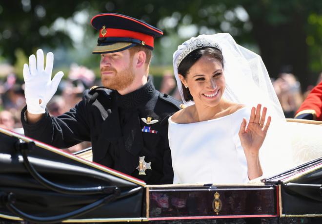 En el perfil de la nueva duquesa de Sussex ha