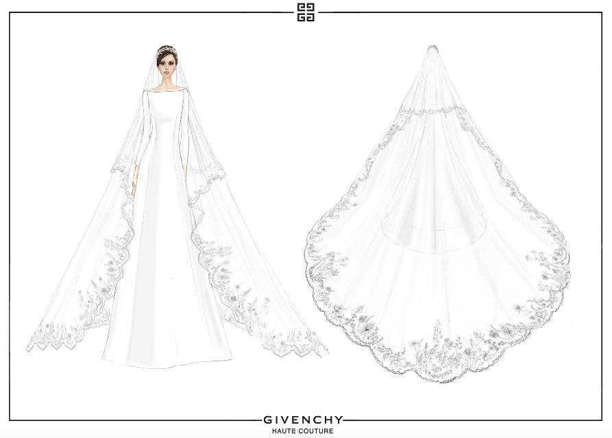 boda meghan markle y prÍncipe harry: el vestido de novia de meghan