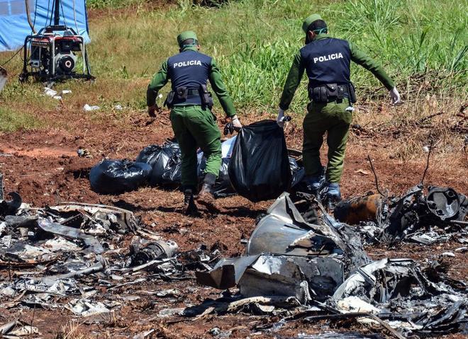 Muere una de las tres supervivientes del accidente aéreo en La Habana