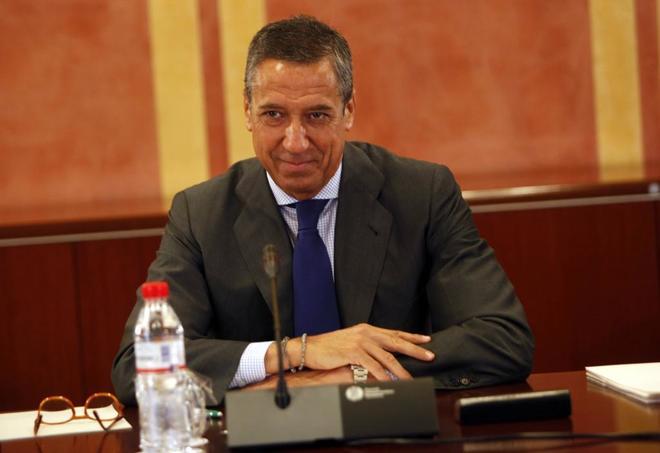 El ex ministro de Trabajo Eduardo Zaplana ha sido detenido