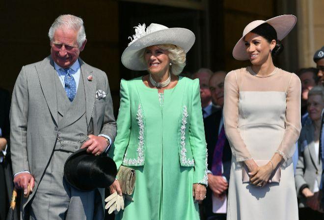 Los duques de Sussex protagonizan su primer acto de casados