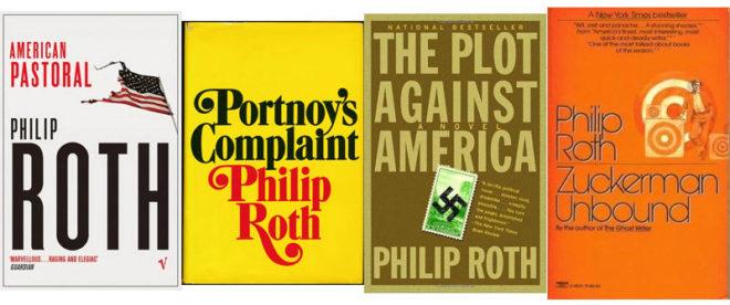 Cuatro novelas, cuatro puertas abiertas a Philip Roth