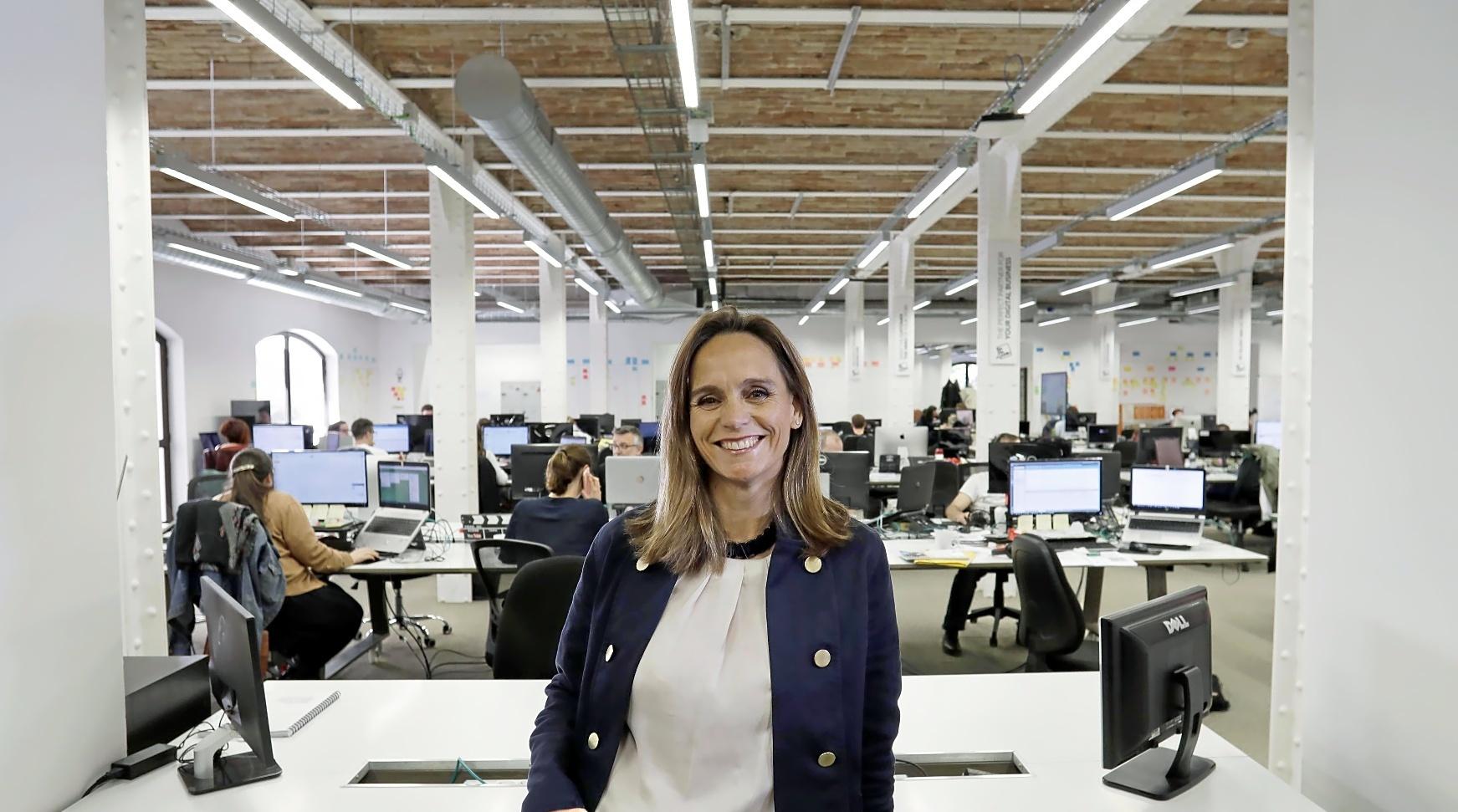 Los intraemprendedores son los nuevos h roes innovadores for Ups oficinas barcelona