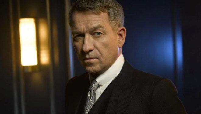 Sean Pertwee, el actor que interpreta a Alfred Pennyworth en 'Gotham'.