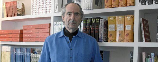 Una hora con Philip Roth