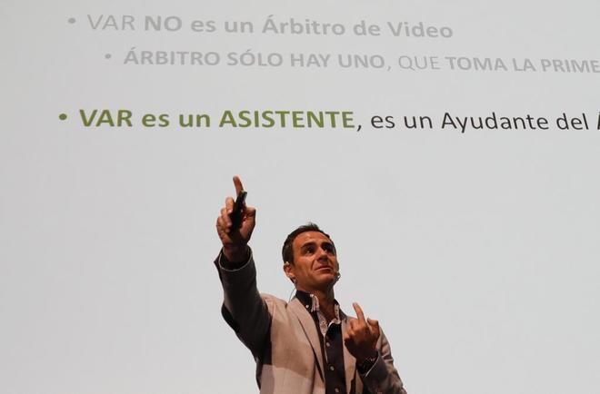Luis Rubiales nombra a los miembros de su junta directiva