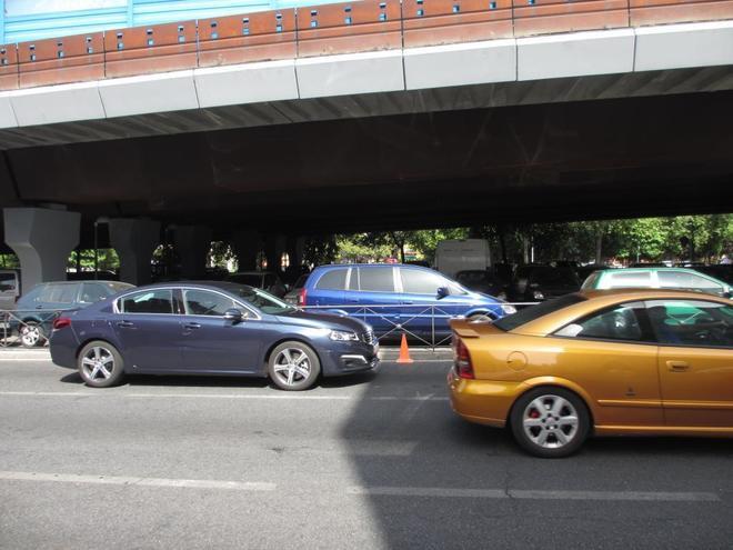 Que los ciudadanos usen menos el coche, para reducir la