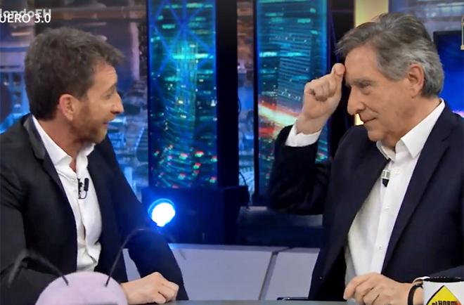 El Hormiguero: ...Y Pablo Motos hizo lo imposible con Iñaki Gabilondo